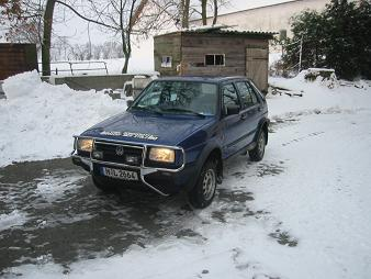 teile vw golf country